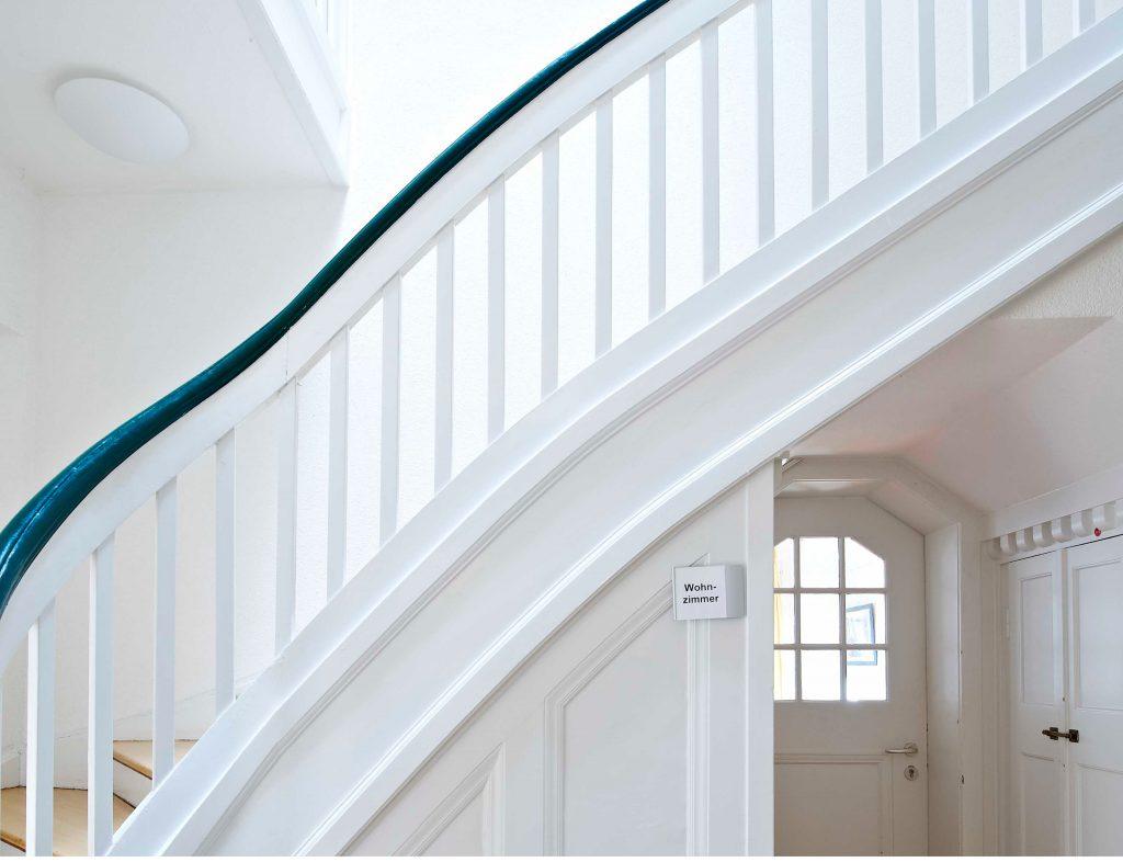 Altbau Treppenaufgang