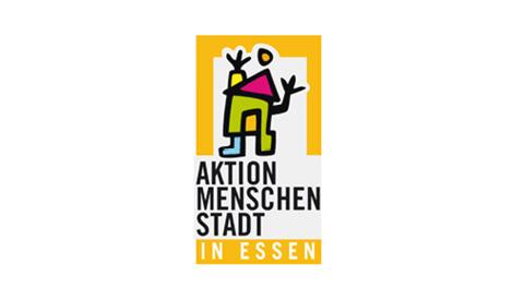 Logo Aktion Menschen Stadt in Essen